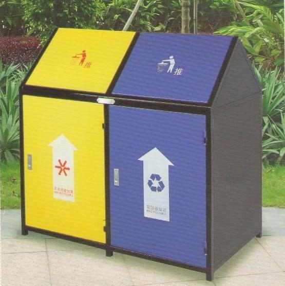分类垃圾桶 规格