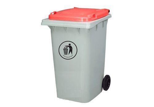 塑料垃圾桶 - 移动式塑料垃圾箱